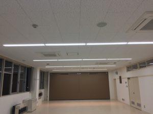 七郷六丁目コミュニティ・センター大規模改修電気設備工事