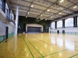 広瀬総合運動場体育館水銀灯及び受変電設備改修工事